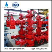 High Pressure Oil Production Wellhead Christmas Tree