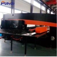 China FANUC Series Servo Punch Press Higher Speed CNC Control System 1250x2500mm on sale