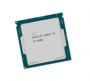 China Core I3-8300 SR3XY Desktop Computer Cpu   I3 Series 8MB Cache Up To 3.7GHz on sale