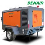 Top 10 Brand Diesel Engine Mobile Portable Screw Air Compressor Supplier in China