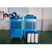 2 Ton Portable Air Conditioner / Temp Air Conditioning For Large Warehouse Space