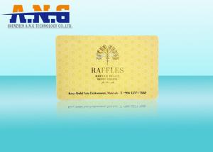 China Customized RFID Plastic Membership Card Loyalty Type With 13.56 MHz Frequency on sale