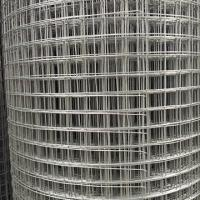 China Square Hot Dipped Galvanized Wire Mesh 12 Gauge 2 Inch Welded 300mm~2500mm Width on sale