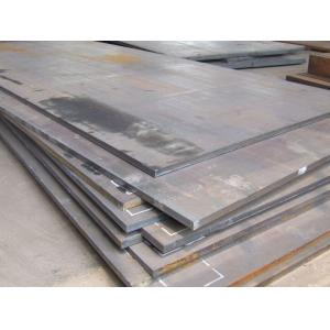 Quality Q235 Q345 B C D E cold rolled / hot rolled alloy steel plate thickness 6 - 80mm for sale