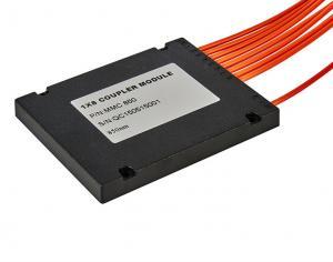 China High Stability Optical Plc Splitter 850nm MMC Multimode Optical Fiber Coupler Module on sale
