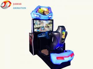China Luxury Cruising Blast Simulator Racing Game Machine 300W Power 200KG Weight on sale