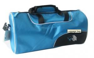 Quality Non Woven 800D polyester color combination Luggage bags for sale
