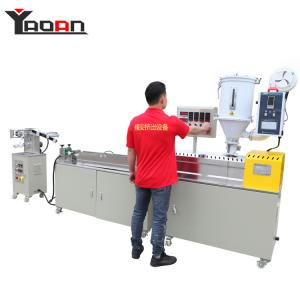 China High Precision Laboratory 3D Printer Filament Extrusion Machine 1.75mm , 3.0mm on sale