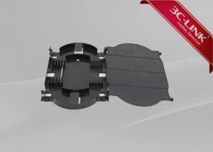 China Bandeja da tala do painel de remendo dos núcleos FTTH FTTX da máquina 12/24 da fibra ótica da bandeja da tala da fibra ótica on sale