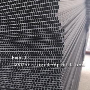 China Moderate price Hot sale Wholesale fluted pp polypropylene corrugated plastic sheets on sale
