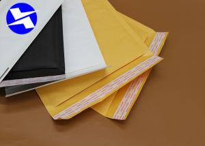 China Matte Surface Kraft Paper Bubble Mailers Shipping Envelopes Multi - Colors on sale