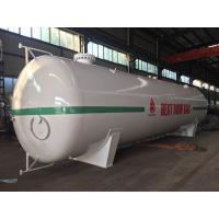 30MT 60000liters LPG Gas Storage Tank 14mm Tank Body DN2700mm Diameter