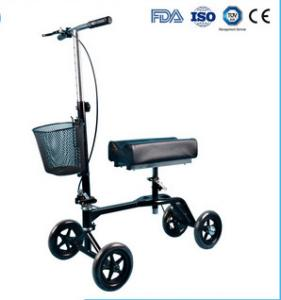 China Best Steel Knee Walker Scooter For Handicap on sale