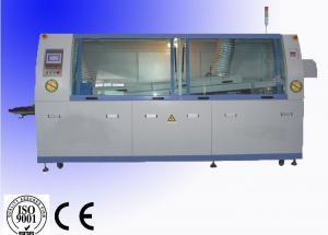 China LED SMD Wave Solder Welding Machine Wave Soldering Machine  For SMT Line on sale