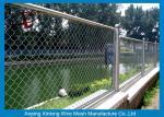 Anti barrière de sécurité de maillon de chaîne de corrosion pour la cour/parc/pelouse