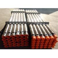 China Down The Hole Water Well Drill Rods , Rock Drill Rods API 3 1/2 Reg 114mm on sale
