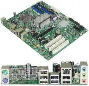 China Intel motherboard DP43TF For intel desktop motherboard Classic Series MotherBoard socket 755 DDR2 90% new on sale