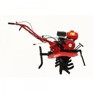 China Low price Small Power Gasoline Mini Tiller  Cultivator with Best Quality on sale