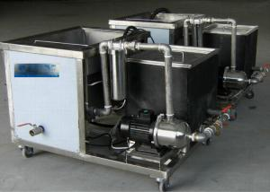 China Food Industry Clean Machine , Ultrasonic Cleaning Machine/ Equipment High Cleanliness on sale