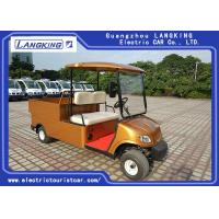 China 48V 3KW DC Motor Electric 2 Seater Golf Buggy Battery Operated CE Cetification on sale
