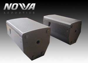 China Pro Audio PA Speaker System 99dB / Outdoor 2 Way Pa Speaker High Power on sale