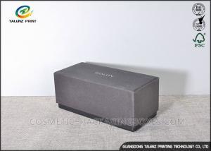 China Full Color Cardboard Presentation Boxes UV Coating Skincare Set Packaging Box on sale
