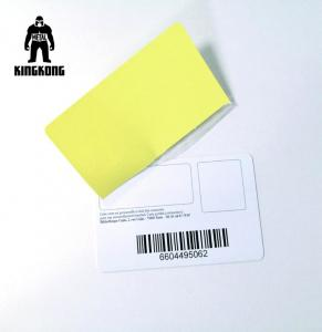 China Photo Student Staff ID  Personalised Plastic Card Pvc  include Transparent Sticker on sale