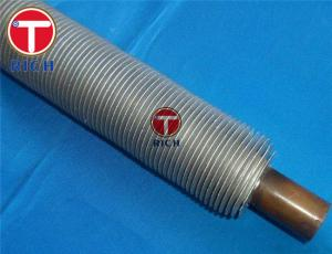 China Annealed Seamless Heat Exchanger Tubes ASME SA179 Finned Aluminum Tubing on sale