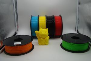 China High Compatibility Dia1.75mm PLA 3d Printer Filament on sale