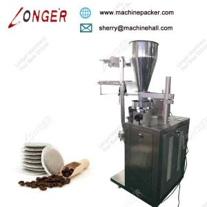 China Automatic Round Coffee Pods Bag Packing Machine,Hot Selling Tea Bag Wrapping Machine  Application on sale