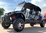 Extended Cab 200CC UTV Four Wheel Utility Vehicle for Youth Adult