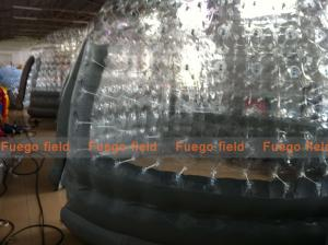 Quality Clear Spa Inflatable Event Tents for sale