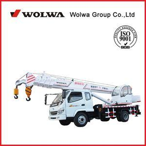 China ISO9001 Certification and Truck Crane Feature xcmg truck crane on sale