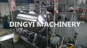 China Mobile CIP Cleaning SystemSS Tank 1000L Safely Automatic Cleaning High Speed on sale