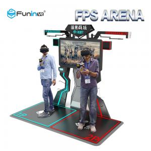 China Fashion Appearance Virtual Reality Simulator HTC VIVE Integrated Operation Scheme on sale