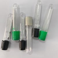 China Medical Vacuum Blood Collection Tube Clinic  Laboratory Test Use on sale