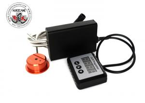 China LCD Display Diesel Fuel Tank Ultrasonic Level Sensor Meter 1.5m EIA485 Output on sale