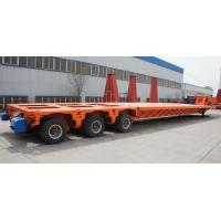 China EXTENDABLE SEMITRAILER FOR THE WIND TURBINE BLADE on sale