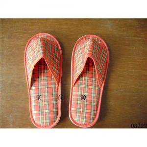 China Cotton slipper on sale
