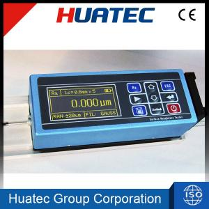 China 14 Parameters Surface Roughness Tester SRT-6600 128x64 OLED Dot Matrix Display Spectrogram on sale