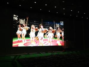 China HD P8 Outdoor Full Color LED Display , Light Concert Stage Led Video Display Panels on sale
