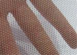 Plain Weave Custom 304 Stainless Steel Wire Mesh For Window Insect Screen Mesh