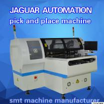 China assembly line pick and place machine,smt machine for making light bulbs on sale