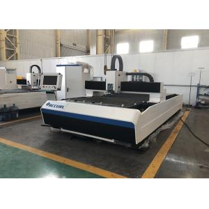 China 1000w Fiber CNC Laser Cutting Machine Price for Stainless steel 6mm on sale