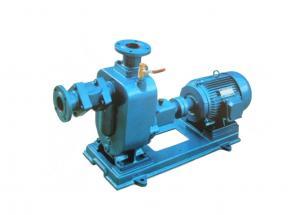 China Electric Horizontal Self Priming Centrifugal Pump , Self Priming Motor PumpOEM on sale
