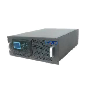 China 19 inch 3 / 4U Rack Mount Ups 6KVA With RS 232 Or SNMP For Network on sale