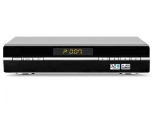 China High Definition HD DVB-T Receiver compliant HDT-804 Multimedia function  on sale