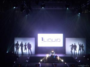 China High Definition vivid image P6 / 6MM Stage LED Screen Full Color display Advertising on sale