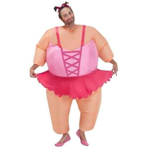 quality lyjenny ballerina inflatable costume fancy dress costumes for halloween for sale