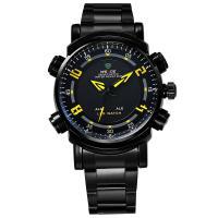 China WH-1101B2 Analog-digital LED Display Men's Sports Quartz Wrist Army Watch on sale